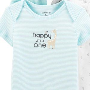 ** 8 for $25 ** Carter's Happy Little One Bodysuit